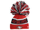 San Francisco 49ers New Era NFL The Enthusiast Knit Hats