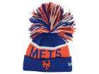 New York Mets New Era MLB The Enthusiast Knit Hats