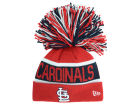 St. Louis Cardinals New Era MLB The Enthusiast Knit Hats