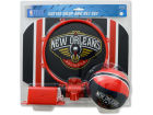 New Orleans Pelicans Jarden Sports Slam Dunk Hoop Set Outdoor & Sporting Goods