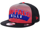 Buffalo Bills New Era NFL Dotflective 9FIFTY Snapback Cap Adjustable Hats