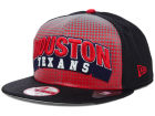 Houston Texans New Era NFL Dotflective 9FIFTY Snapback Cap Adjustable Hats