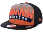 Denver Broncos New Era NFL Dotflective 9FIFTY Snapback Cap Adjustable Hats