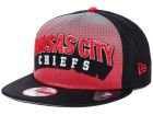 Kansas City Chiefs New Era NFL Dotflective 9FIFTY Snapback Cap Adjustable Hats