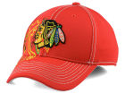Chicago Blackhawks Reebok NHL 2014 Draft Spin Flex Cap Stretch Fitted Hats