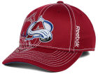 Colorado Avalanche Reebok NHL 2014 Draft Spin Flex Cap Stretch Fitted Hats