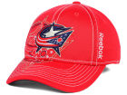 Columbus Blue Jackets Reebok NHL 2014 Draft Spin Flex Cap Stretch Fitted Hats