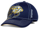Nashville Predators Reebok NHL 2014 Draft Spin Flex Cap Stretch Fitted Hats