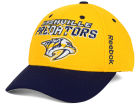 Nashville Predators Reebok NHL 2014-2015 2nd Season Flex Cap Stretch Fitted Hats