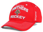 Florida Panthers Reebok NHL 2014 Authentic Locker Room Flex Hat Stretch Fitted Hats