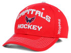 Washington Capitals Reebok NHL 2014 Authentic Locker Room Flex Hat Stretch Fitted Hats