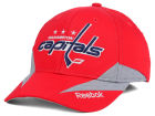 Washington Capitals Reebok NHL Practice Flex Hat Stretch Fitted Hats