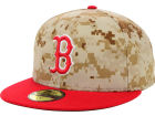 Boston Red Sox New Era 2014 MLB AC Memorial Stars & Stripes 59FIFTY Cap Fitted Hats