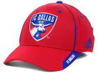FC Dallas adidas MLS Mid Fielder Cap Stretch Fitted Hats
