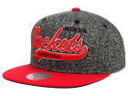 Houston Rockets Mitchell and Ness NBA E-Print Tailsweep Snapback Cap Adjustable Hats