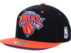 New York Knicks Mitchell and Ness NBA Undertime Snapback Cap Adjustable Hats