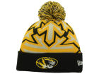 Missouri Tigers New Era NCAA Glowflake Knit Hats