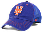 New York Mets '47 MLB Flexbone Closer '47 Cap Stretch Fitted Hats
