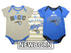 Orlando Magic adidas NBA Newborn 3 Point Play Creeper Set Outfits