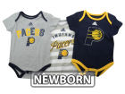 Indiana Pacers adidas NBA Newborn 3 Point Play Creeper Set Outfits
