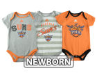Phoenix Suns adidas NBA Newborn 3 Point Play Creeper Set Outfits