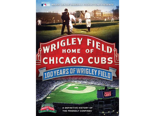 Chicago Cubs 100 Years of Wrigley Field DVD