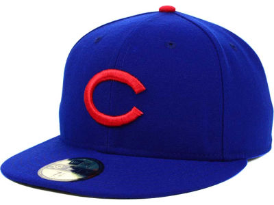 Chicago Cubs MLB 2014 SE On Field 59FIFTY Cap Hats