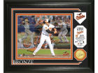 Baltimore Orioles Chris Davis Highland Mint Photo Mint Coin-Bronze Collectibles