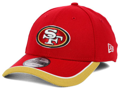 San Francisco 49ers NFL On Field 39THIRTY Cap Hats