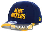 Green Bay Packers New Era NFL Kids On Field 39THIRTY Cap Stretch Fitted Hats