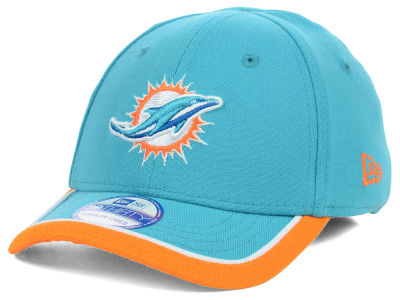 Miami Dolphins NFL Kids On Field 39THIRTY Cap Hats