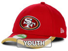 San Francisco 49ers New Era NFL 2014 Kids On Field 39THIRTY Cap Stretch Fitted Hats