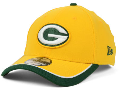 Green Bay Packers NFL 2014 On Field REV 39THIRTY Cap Hats