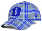 Duke Blue Devils Top of the World NCAA Pitter Plaider M-Fit Cap Stretch Fitted Hats