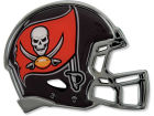 Tampa Bay Buccaneers Metal Helmet Emblem with Domed Insert Bumper Stickers & Decals