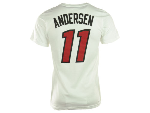 Miami Heat Chris Andersen adidas NBA Men's Player T-Shirt