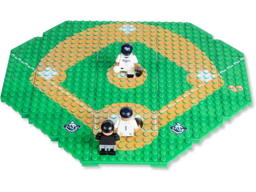 Tampa Bay Rays MLB OYO Team Infield Set