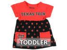 Texas Tech Red Raiders Klutch College NCAA Toddler Polka Dot Dress Dresses