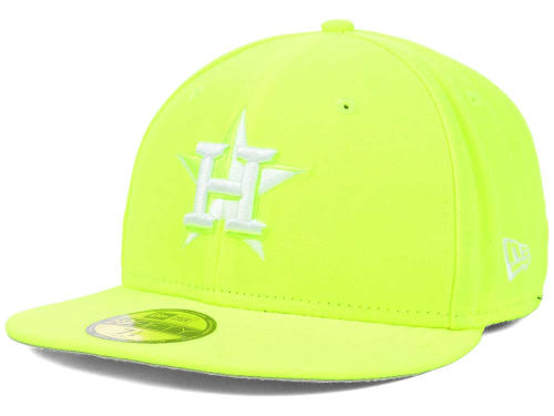 Houston Astros New Era MLB C-Dub 59FIFTY Cap Hats