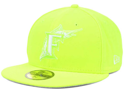 Florida Marlins MLB C-Dub 59FIFTY Cap Hats