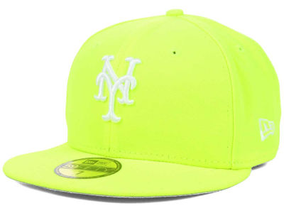 New York Mets MLB C-Dub 59FIFTY Cap Hats