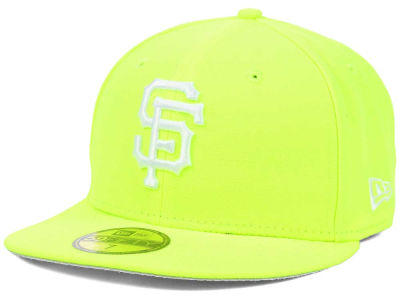 San Francisco Giants MLB C-Dub 59FIFTY Cap Hats