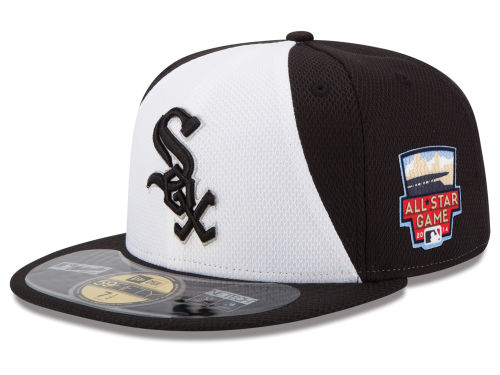 Chicago White Sox New Era MLB 2014 All Star Game Patch 59FIFTY Cap Hats