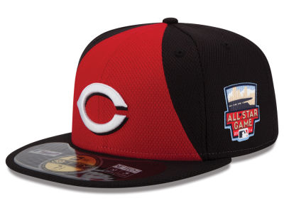 Cincinnati Reds MLB 2014 All Star Game Patch 59FIFTY Cap Hats