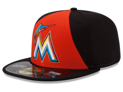 Miami Marlins MLB 2014 Kids All Star Game 59FIFTY Cap Hats