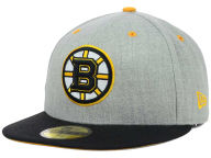 New Era NHL Team Heather 2 Tone 59FIFTY Cap Fitted Hats