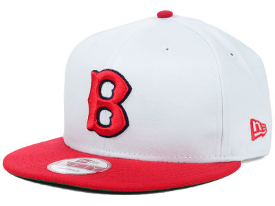 Boston Red Sox MLB C-Town 9FIFTY Snapback Cap Hats