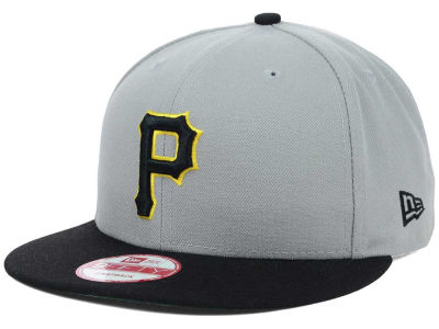Pittsburgh Pirates MLB C-Town 9FIFTY Snapback Cap Hats