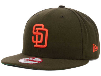 San Diego Padres MLB C-Town 9FIFTY Snapback Cap Hats