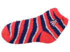 Arizona Wildcats For Bare Feet Sleep Soft Candy Stripe Sock Apparel & Accessories